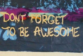 """Lewis County GRAVITY - """"Don't forget to be awesome"""""""